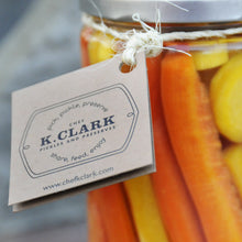 Load image into Gallery viewer, Chef K. Clark Pickles and Preserves