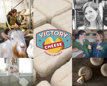 Load image into Gallery viewer, Victory Cheese Box #1: Milk Mavens, Women Who Work Whey Hard
