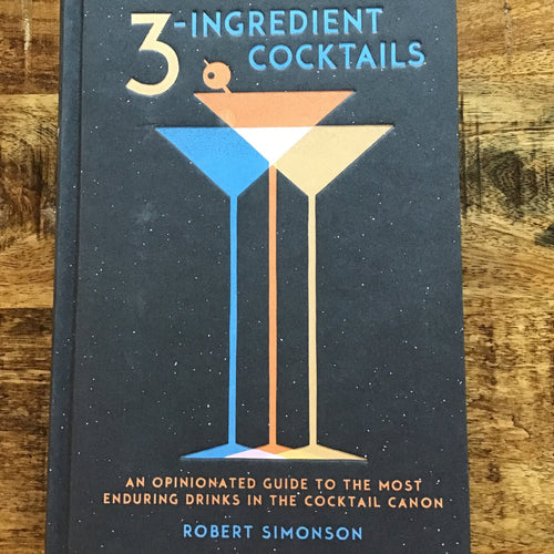 Three Ingredient Cocktail