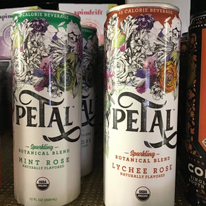 Petal Sparkling Water, 4 pack