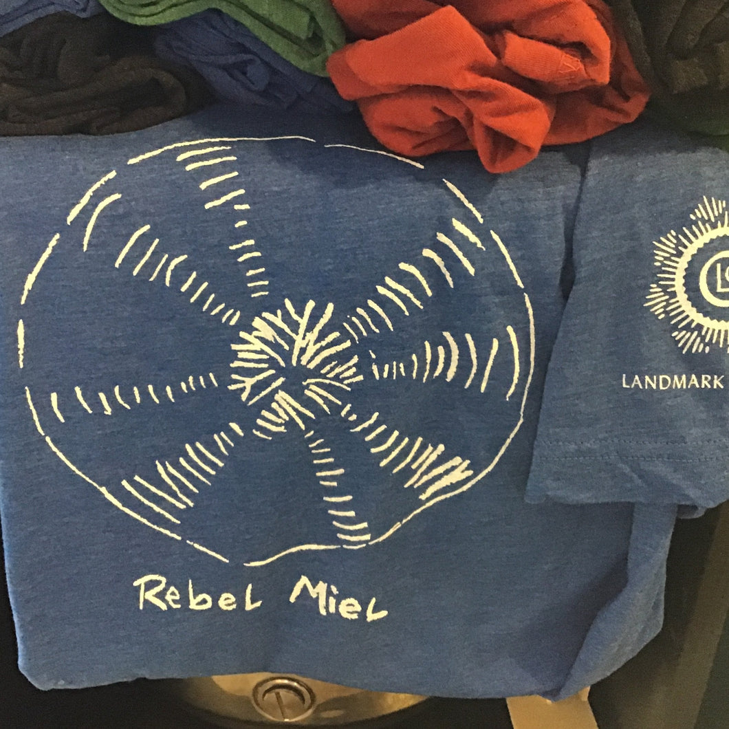 T-Shirt - Rebel Miel (store display only)