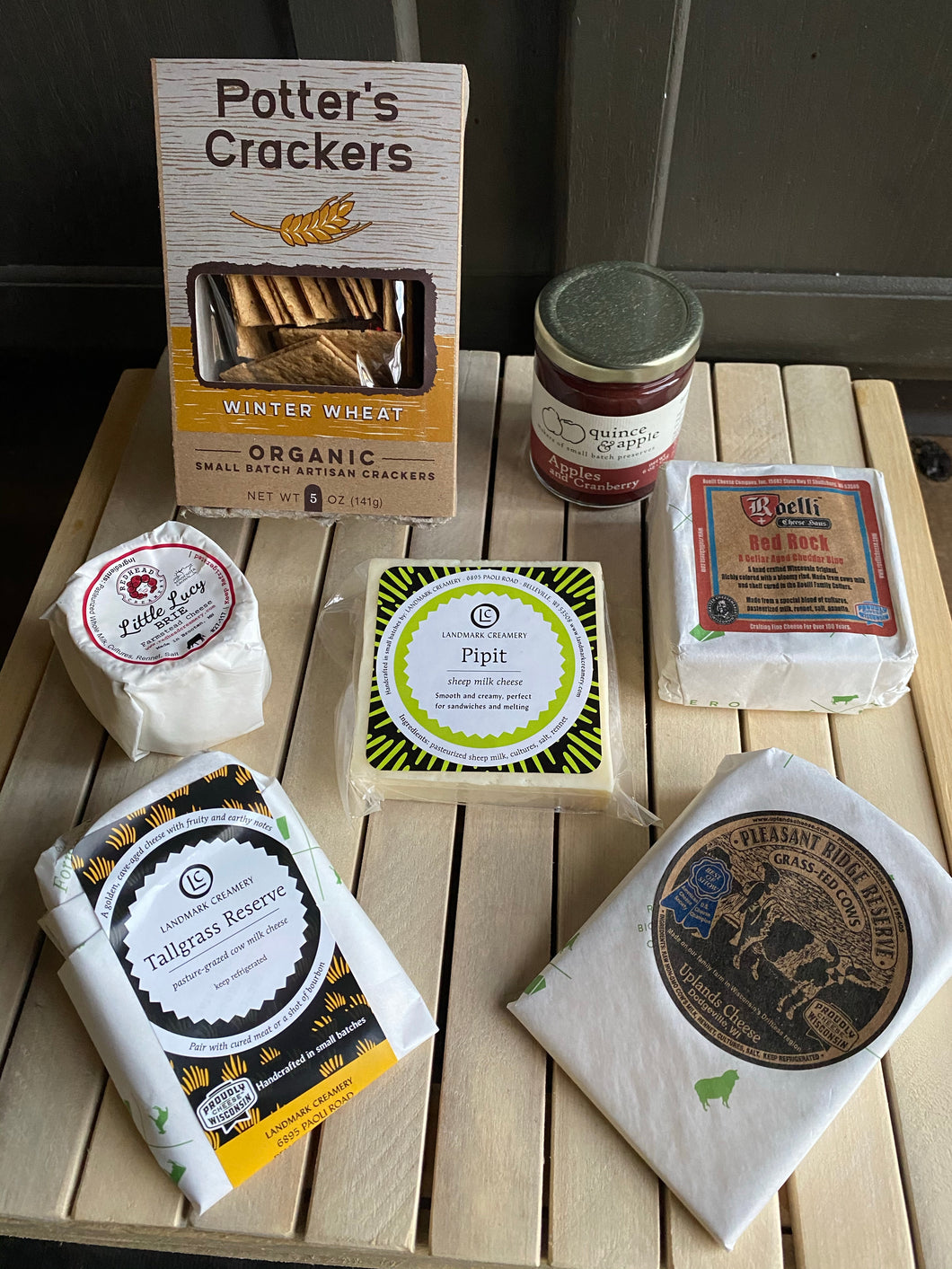 Midwest Classic Cheese Collection