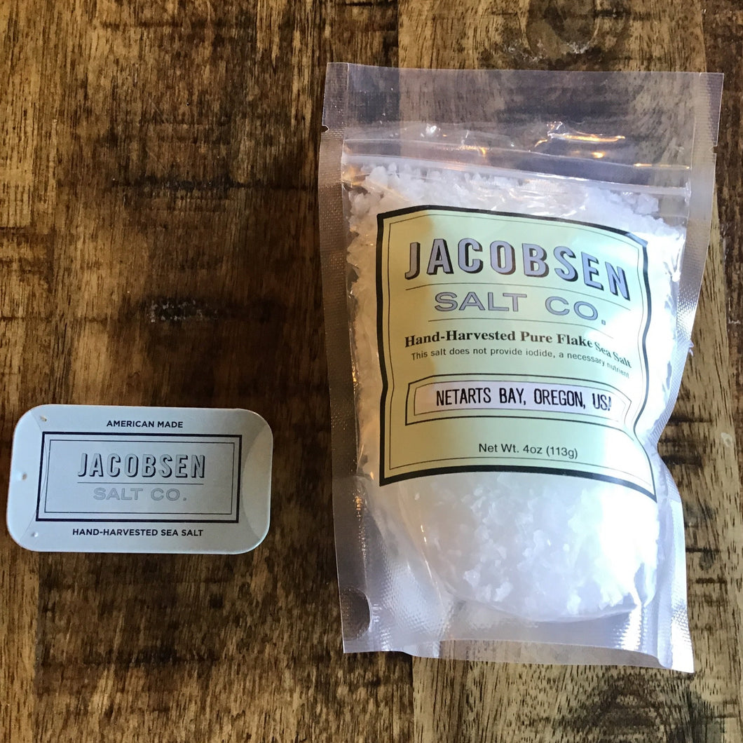 Jacobsen Sea Salt