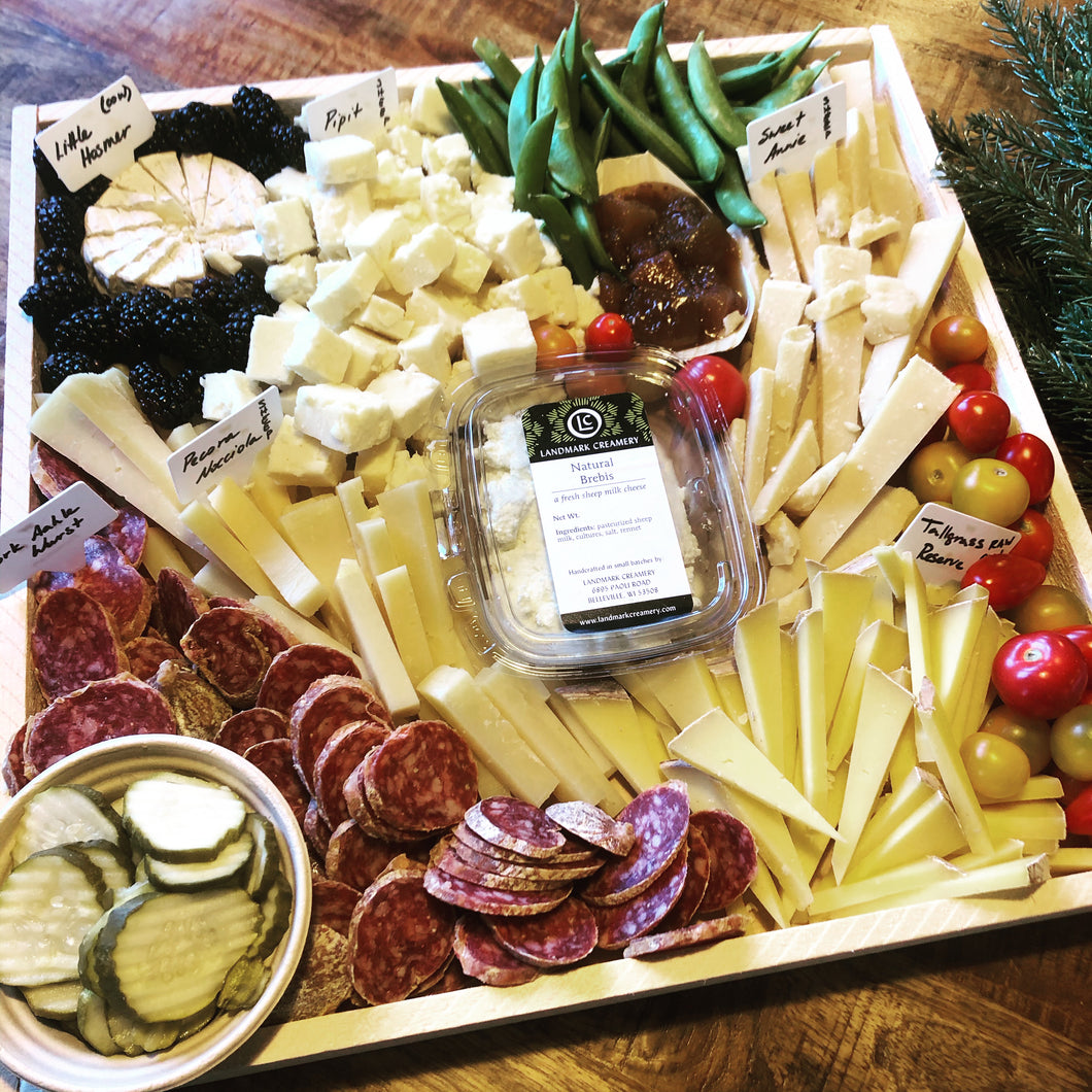Special Occasion Cheese Plate