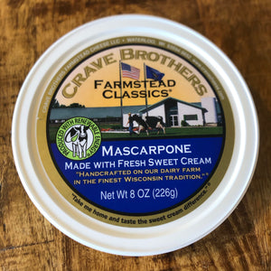 Crave Brothers Mascarpone