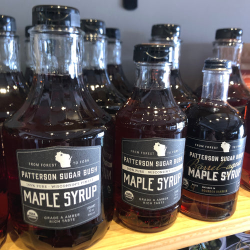 Sugar Bush Maple Syrup