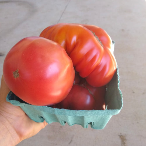 Organic Heirloom Tomatoes, 2lbs
