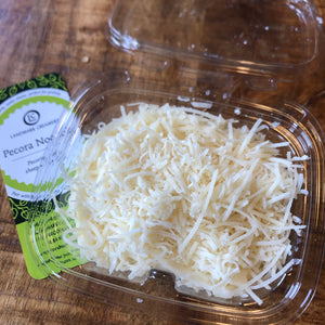 Grated Pecorino