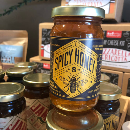 Spicy Honey