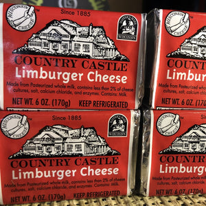 Limburger Cheese