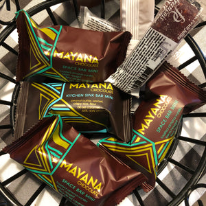 Mayana Mini Chocolate Bars