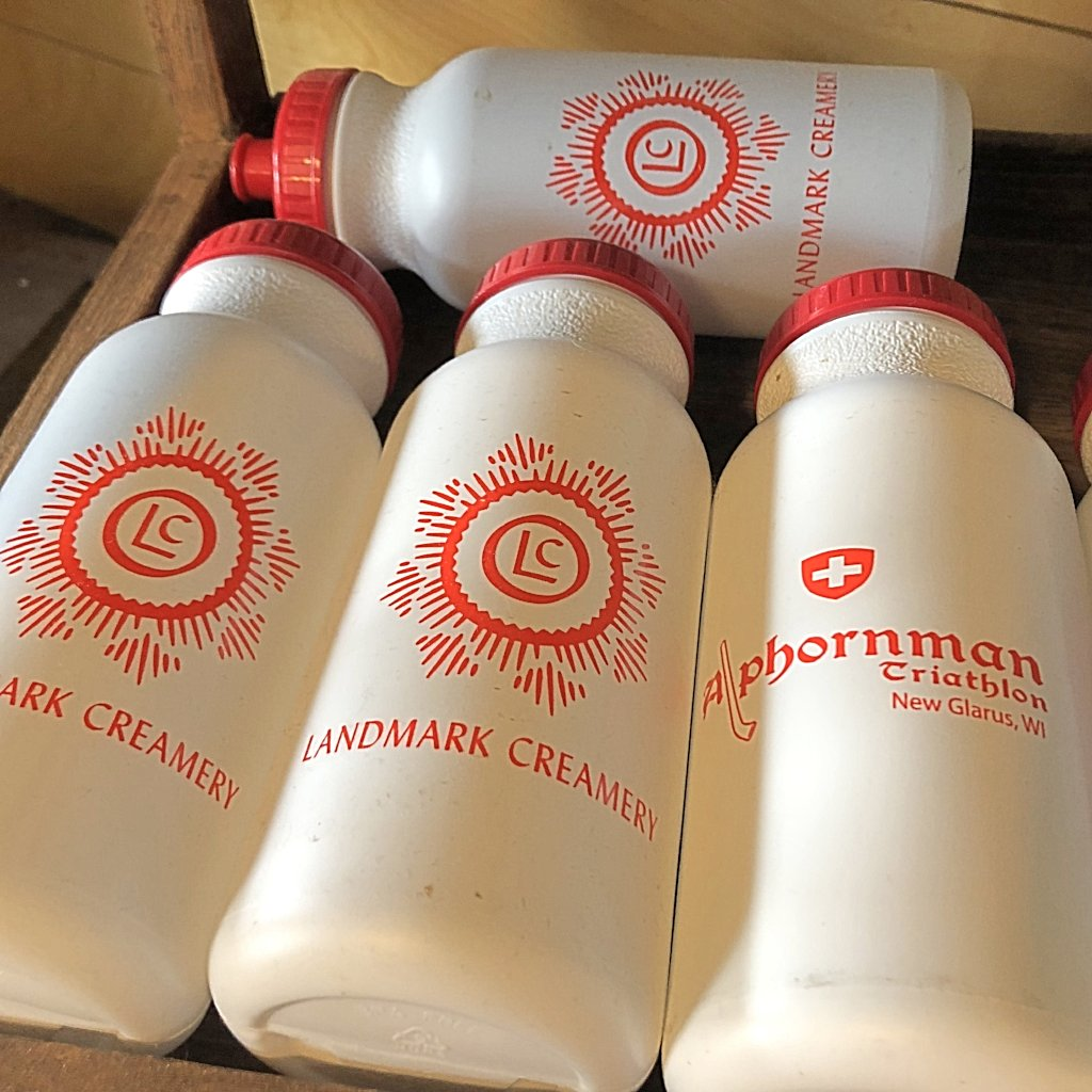 Landmark Creamery Water Bottle