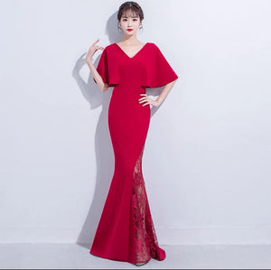 Elegant Temperament Long Dress