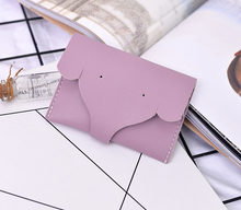 Load image into Gallery viewer, New tri-fold ladies wallet with elephant nose pattern