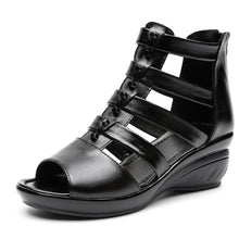 Load image into Gallery viewer, Bohemia Sandals Wedge Heel Shoes