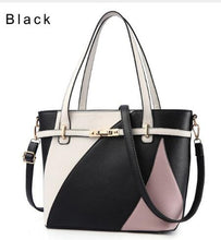 Load image into Gallery viewer, Three Tone Fashion Shoulder Bag