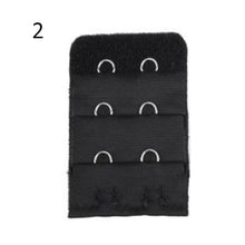 Load image into Gallery viewer, 5PC Women 3 Rows 2 Hooks Lingerie Bra Strap Extender