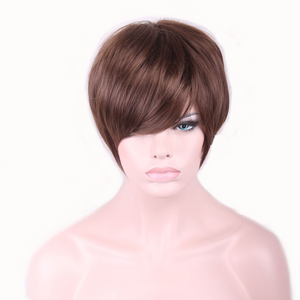 Short Bob Stylish Wig
