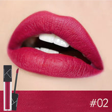 Load image into Gallery viewer, Matte Smooth Liquid Lipstick