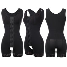 Load image into Gallery viewer, Full Body Shaper Waist Cincher Bodysuit