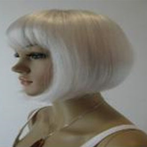 Vogue Brown Straight Short Synthetic Wig