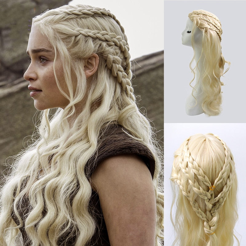 Game of Thrones Cosplay Wig