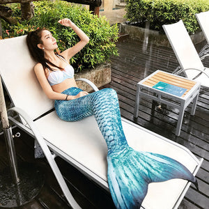 2020 Mermaid Tail for Swimming With Monofin Mermaid Swimsuit Adult Female