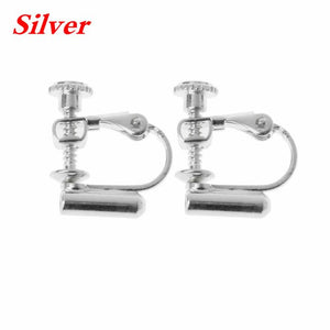 Clip on Earring Converters