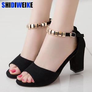 Ladies High Heel Party Shoes