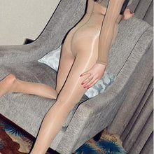 Load image into Gallery viewer, Women Crotchless Sheer Bodystocking