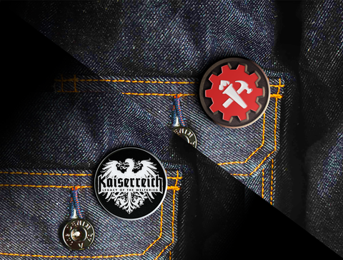 Kaiserreich Merchandise - Frequently Asked Questions