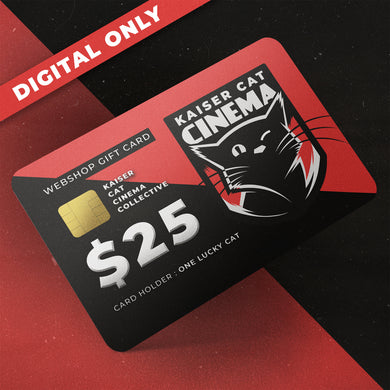 KCC Digital Gift Card - Red Card ($25)