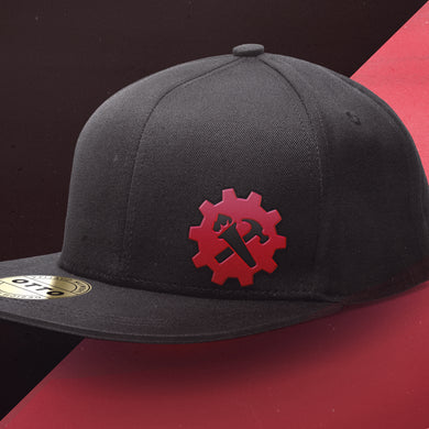 Syndicalist Gear Snapback Hat