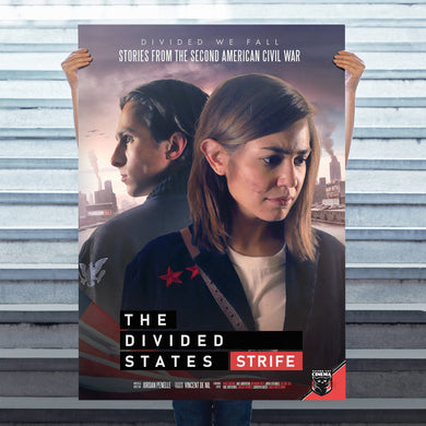 The Divided States: Strife - Promotional Poster