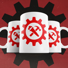 Load image into Gallery viewer, Syndicalist Gear Mug