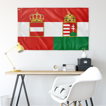 Load image into Gallery viewer, Austria-Hungary Flag