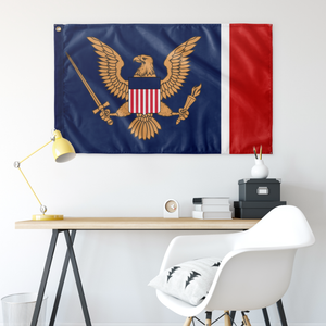 American Union State Flag - Coloured