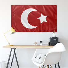 Load image into Gallery viewer, Ottoman Empire Flag
