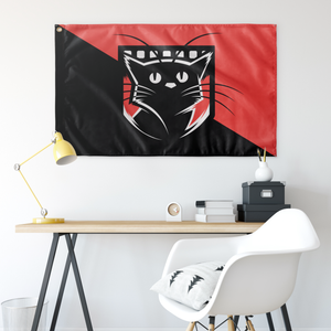 Kaiser Cat Syndicate Flag