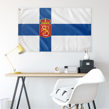 Load image into Gallery viewer, Kingdom of Finland flag