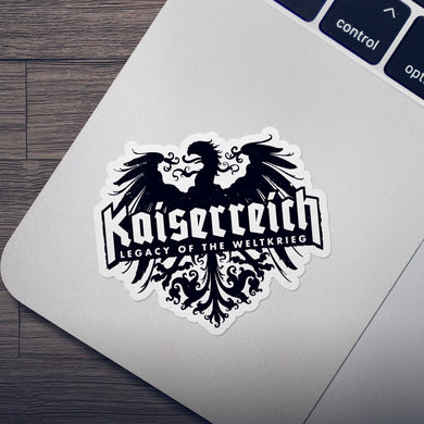 Kaiserreich Logo Sticker - Large