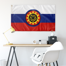 Load image into Gallery viewer, Russian Syndicalist Republic Flag