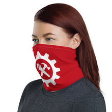 Load image into Gallery viewer, Neck Gaiter - Syndicalist White