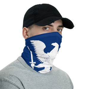 Neck Gaiter - Union State Eagle Grunged