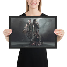 Load image into Gallery viewer, World Of Kaiserreich - USA - Framed Art Print