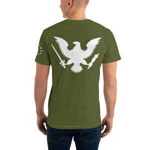 AUS Minuteman Shirt - Three-Sided