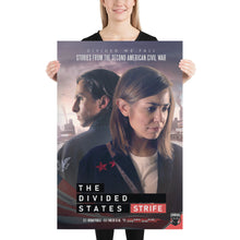 Load image into Gallery viewer, The Divided States: Strife - Promotional Poster