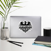 Load image into Gallery viewer, Kaiserreich Logo Sticker - Large (Free Shipping)
