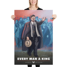 Load image into Gallery viewer, Union State Poster - Every Man a King