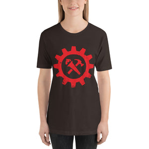 Syndicalist Shirt - Unisex - Bella + Canvas 3001